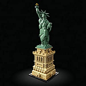 Amazon.co.jp - レゴ アーキテクチャー 自由の女神 21042