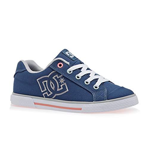 DC Shoes Chelsea TX - Shoes for Women - Schuhe - Frauen - EU 37 - Blau
