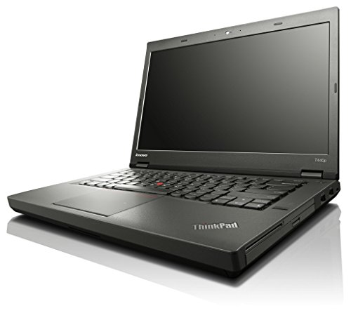 Lenovo ThinkPad T440P - Ordenador portátil de 14' HD+ (Intel Core i5-4300M / 2.60 GHz, 8 GB de RAM, Disco Duro de 120 GB SSD, Webcam, Windows 10 Professional)
