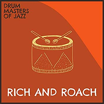 Jazz Drum Masters - Rich and Roach