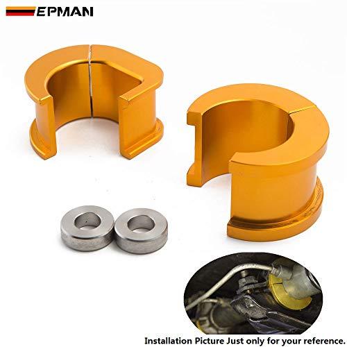 Epman Performance Steering Rack Eccentric Bushing Drivers Set for Nissan Silvia S14/S15 Japan Car TKSRBS14