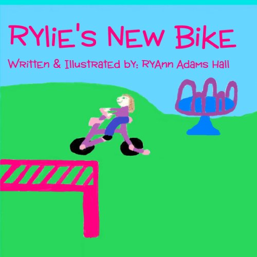 Rylie's New Bike audiobook cover art