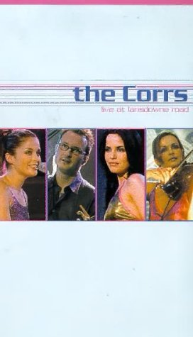 The Corrs - Live at Lansdowne Road [VHS]