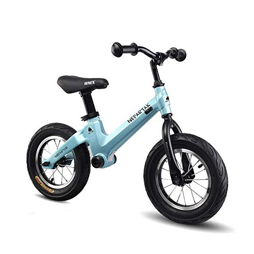 PINGHC Delivery®⭐⭐⭐⭐⭐ Kinderfahrrad Freistil Laufrad 12
