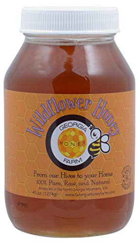 Georgia Farm Honey Georgia Wildflower 45 Ounce
