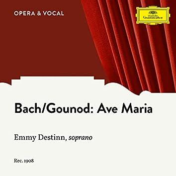 J.S. Bach, Gounod: Ave Maria