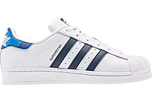 adidas Kinder Low Originals Superstar Sneaker Kids Weiss EE7501 weiß 785505