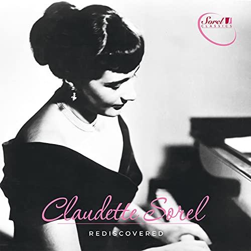Claudette Sorel Rediscovered