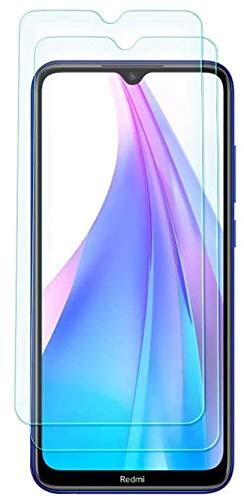 Película De Vidro Temperado Para Xiaomi Redmi Note 8T Tela 6.3 Polegadas Proteção Blindada Anti Impacto Top Premium 8 T - Danet
