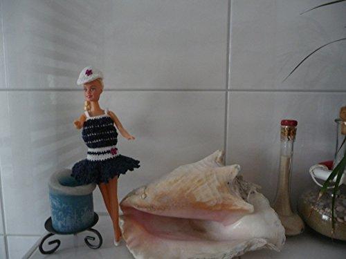 Puppenkleid maritimes Sommerkleid Strandkleid Cocktailkleid