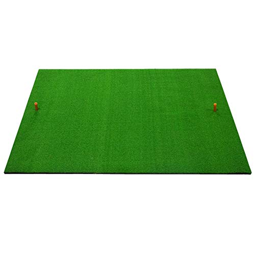 Buy ChenCheng Golf Hitting pad Thickened Version of The Family Practice Blanket Swing Trainer Outdoor Sport (Color : Thickening, Size : 0.5×0.8m)