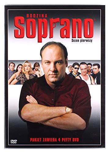 Sopranos Series 1: Box Set, The [4DVD] (IMPORT) (Keine deutsche Version)