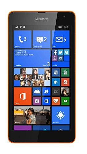 Nokia Lumia 535, telefono senza schedainglese,colore: Black_Parent