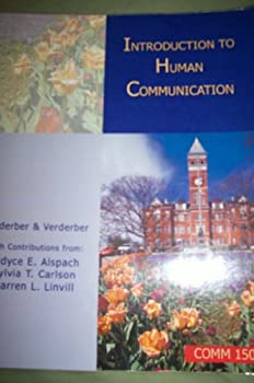 Paperback Introduction to Human Communication (COMM 150) Book