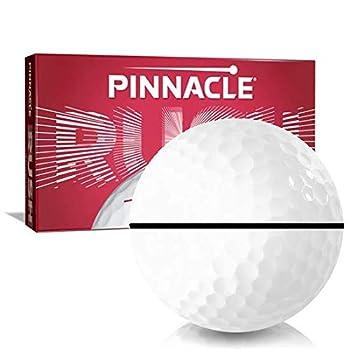 Pinnacle Rush AlignXL Personalized Golf Balls