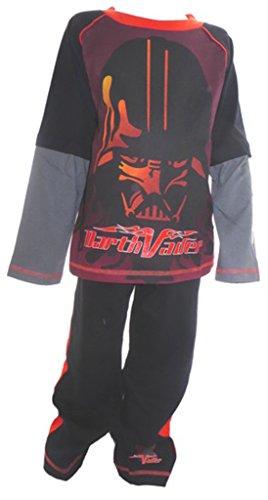 Star Wars Darth Vader Jungen Pyjama Alter 7-8 Jahre