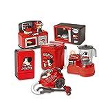 ouyang Cocina de simulación casera de los niños pequeños electrodomésticos 6 Piezas de Sonido agitado Mini Lavadora Mini Appliance s6 Set FDE325