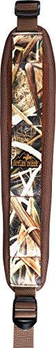 "Butler Creek Comfort Stretch Shotgun Sling, Mossy Oak Shadow Grass Blades, 2.5""x44"""
