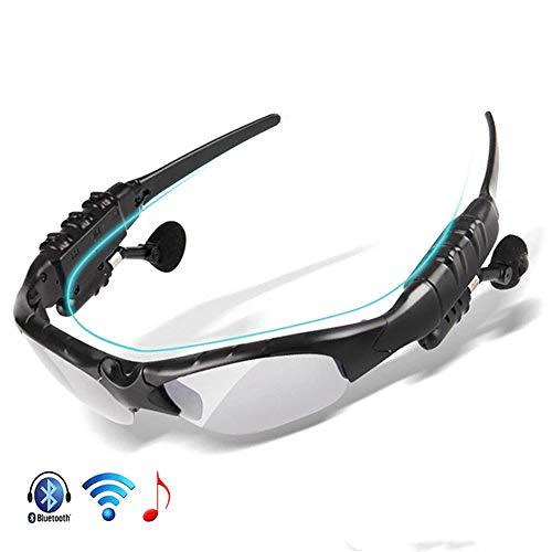 PSHKJ Polarisierte Radfahren Brille Bluetooth männer Motorrad Sonnenbrille mp3 Telefon Fahrrad Outdoor Sport Laufen