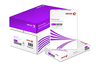 Xerox Performer Paper A4 80gsm White 003R90649 Pack of 5 Reams (B000GFEYU6) | Amazon price tracker / tracking, Amazon price history charts, Amazon price watches, Amazon price drop alerts