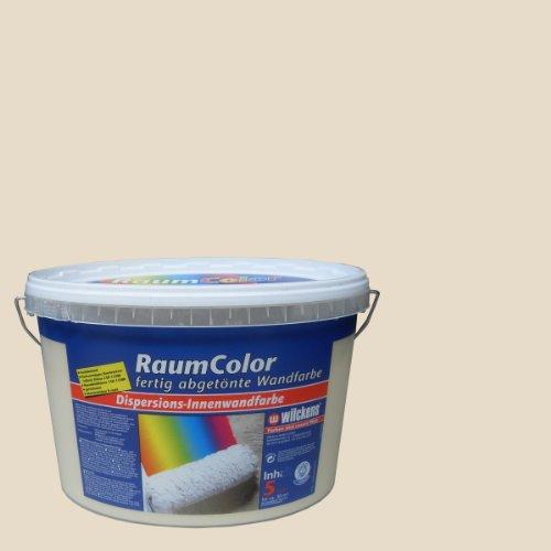 Wilckens Wandfarbe einfach Schöner Farbwelten, 5 L, cafe crema 13782626090