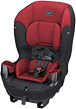 Sonus 65 Convertible Car Seat, 2-in-1, 5 - 65 lbs., Rocco Red