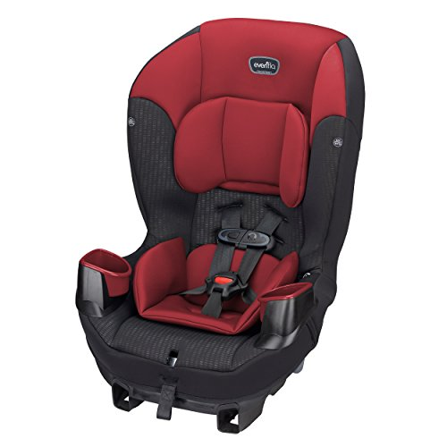 Buy Bargain Evenflo Sonus 65 Convertible Car Seat, Rocco Red