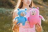 Billy and Bam Bam Baby TV inspired, Handmade plush toys, soft dolls for kids, baby tv plush, bam bam plush, billy plush,