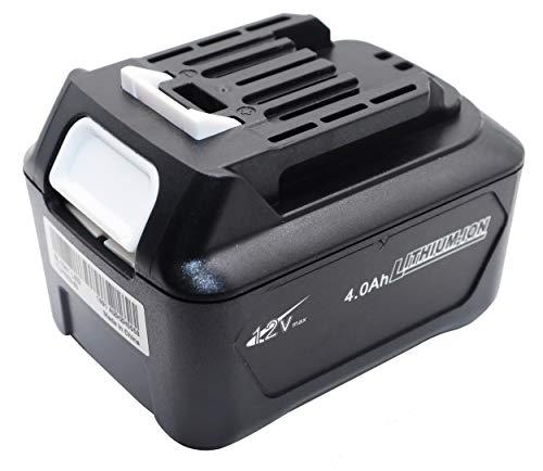Golem-power 4Ah BL1041B BL1021B Batería para Makita DF031D DF0331D TD110D JR103D JR105D HSS01D HP332D DC10SB (12 V, 4000...
