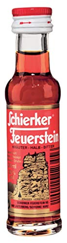 Schierker - Kräuter-Halbbitter 35% - 30x0,02l