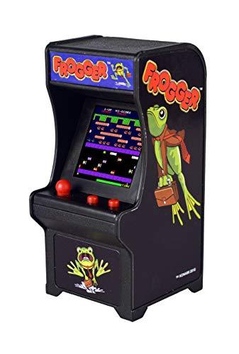 Super Impulse Schlüsselanhänger Tiny Arcade Frogger, Mehrfarbig (0854941007488)