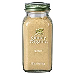 Simply Organic Ginger