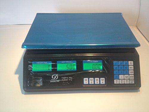Bascula balanza digital 40kg
