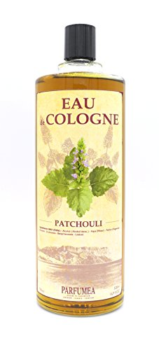 Agua de colonia pachuli 500 ml 16,9 fl.Oz