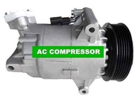 SINOCMP 2007–2012 A/C Kompressor 926001DB0A Luftkompressor Neue Klimaanlage Kompressor Kupplung Assy für Nissan Qashqai 2.0 DUALIS 2.0L, 3 Monate Garantie