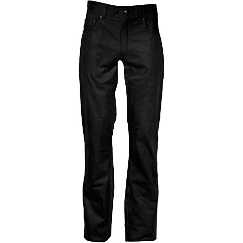 Modeka Stemp Lederhose 56 Schwarz