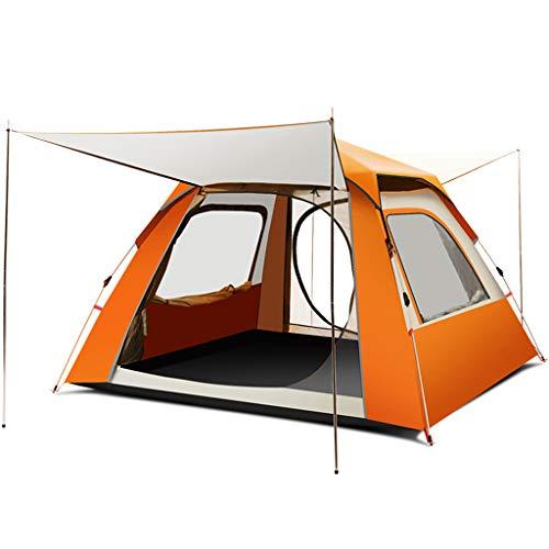 Instant Pop-Up Tent - Installation Automatique en 1 Seconde - Facile à Installer et Pliable - Maille à Quatre côtés, Abris pour tentes de Camping