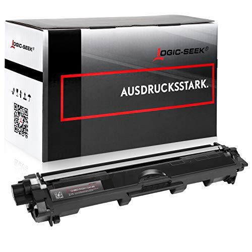 Logic-Seek Toner kompatibel für Brother TN-242K HL-3142 3152 3172 CW CDW - DCP9017CDW - Schwarz 2.500 Seiten