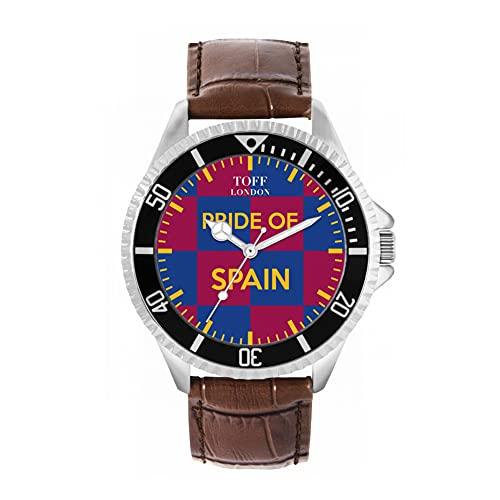 Toff London Fan de Barcelona Football Watch