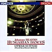 ブラームス:ハンガリー舞曲(全21曲)