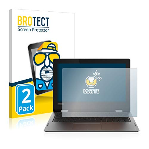 BROTECT 2X Entspiegelungs-Schutzfolie kompatibel mit Lenovo Yoga 330 (11
