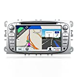 Android 9.0 Double Din Car Stereo Head unit For Ford Focus/Mondeo/S-Max/C-Ma/Galaxy Car GPS Navigation | 7...