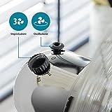 Zoom IMG-2 tristar ventilatore a piantana moderno