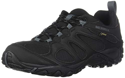 Merrell Men's Yokota 2 Sport Sneakers, Black, 10.5 M US