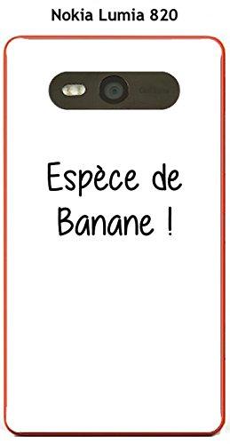 Onozo Cover Citazione Banana per Nokia Lumia 820