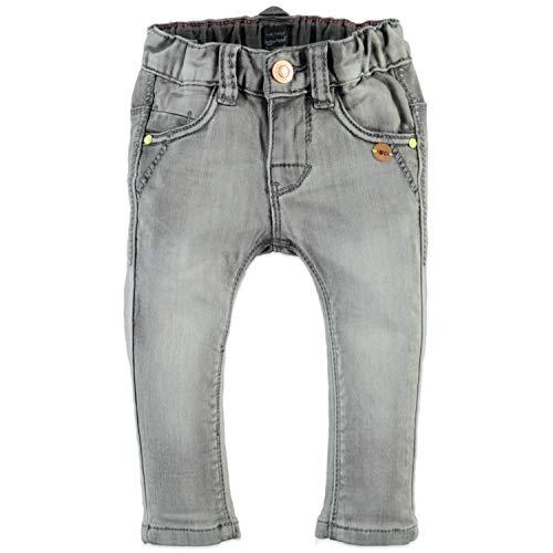 Babyface Girls Joggdenim Jeans 9108220, Fb. Light Grey Denim (Gr. 116)