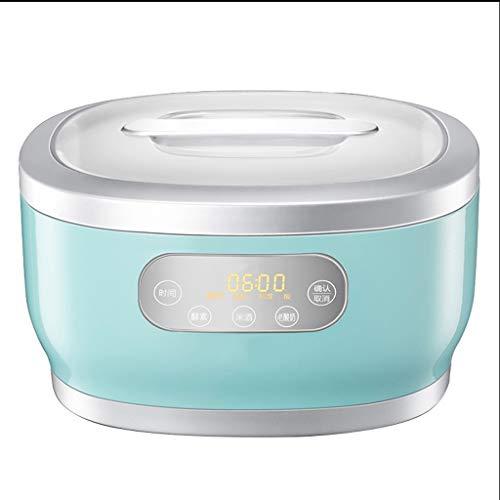 ZSQAI Joghurtmaschine - zu Hause automatische intelligente Frucht Enzym Keramik 8 Tassen Reis Wein Gärung Maschine, hausgemachte große Kapazität
