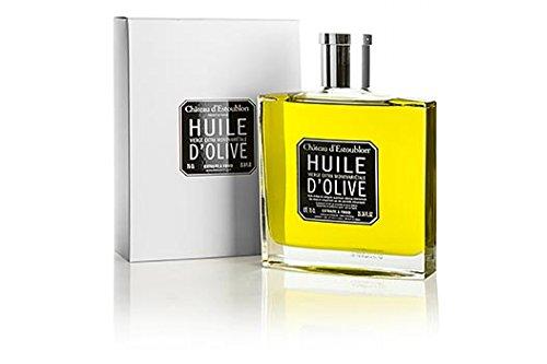 Olivenöl Extra Vierge, aus Boutaillan Oliven, im Flacon, Chateau d´Estoublon, 750 ml