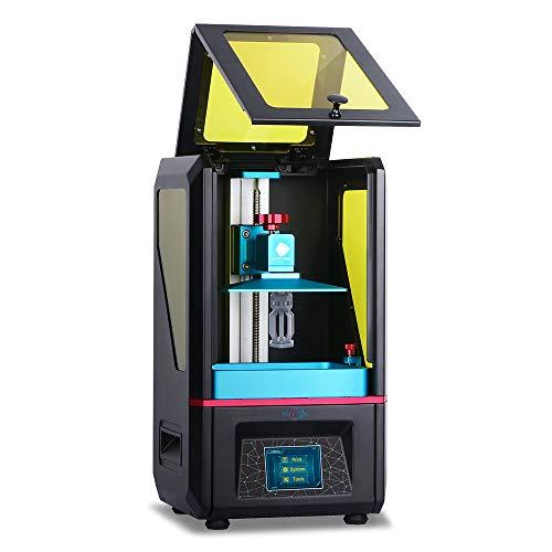 Anycubic Stampante 3D Photon con schermo LCD da 2K a luce UV MARS Printer offline Slicer veloce e un volume di stampa di 115x65x155 mm
