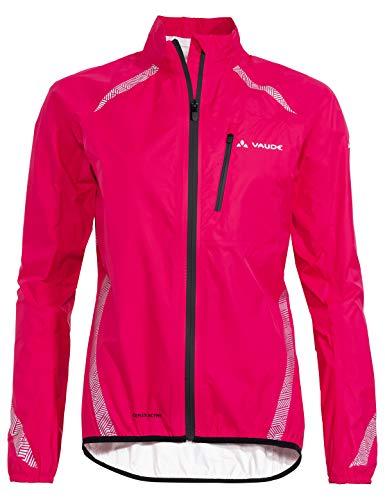 VAUDE Damen Jacke Women's Luminum Perf. Jacket II, bramble, 38, 42282
